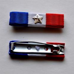 Médaille pour acte de courage et de dévouement 2° classe Argent