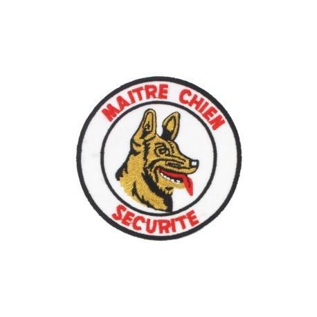 Ecusson Maitre chien Berger Allemand