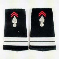 Fourreaux Sapeurs Pompiers Lieutenant