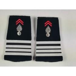 Fourreaux Sapeurs Pompiers Commandant