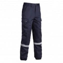 Pantalon Sécurité Incendie SSIAP | Bleu Marine