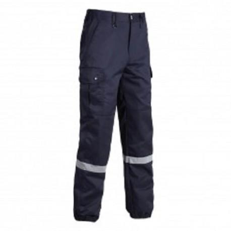Pantalon Sécurité Incendie SSIAP   Bleu Marine