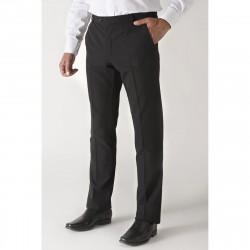 Pantalon de service restauration avec élasthanne Homme