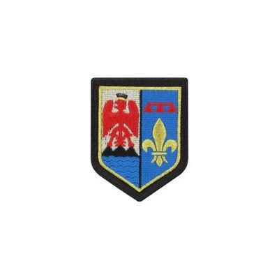 Ecusson de Gendarmerie région Provence - Alpes - Côte d'Azur