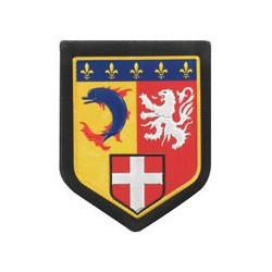 Ecusson de région Rhône - Alpes