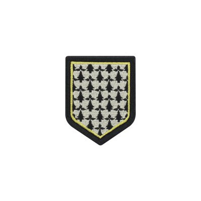 Ecusson de Gendarmerie Région Bretagne