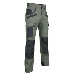 Pantalon paysagiste kaki