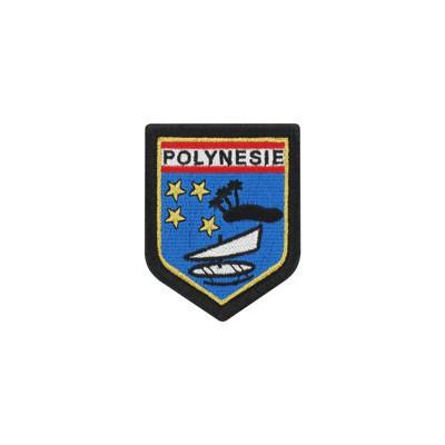Ecusson de Gendarmerie région Polynésie Française