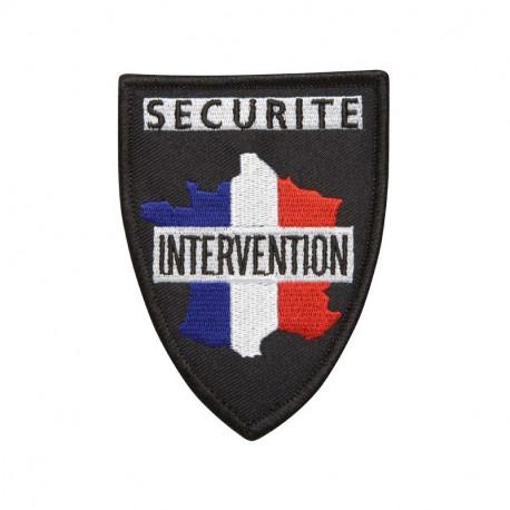Écusson blason | Sécurité Intervention