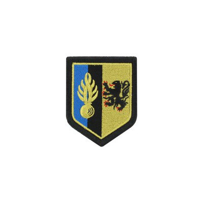 Ecusson de Gendarmerie 9ème LGM