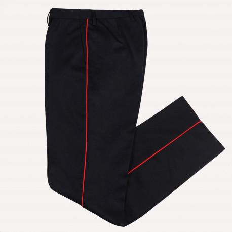 Pantalon de Cérémonie pour Sapeur-Pompier Homme