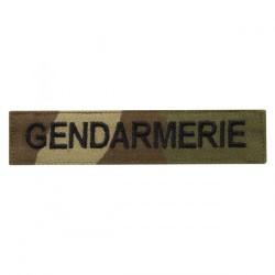 Bande Patronymique CE | Gendarmerie, Camouflage