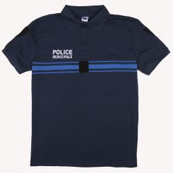 POLO POLICE MUNICIPALE MC JACQUARD