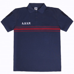 POLO ASVP JACQUARD MC