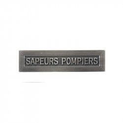 Agrafe médaille Ordonnance Sapeurs Pompiers