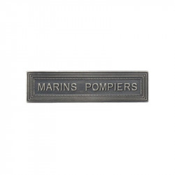 Agrafe médaille Ordonnance Marins Pompiers