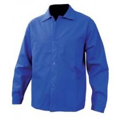Veste de Travail Bleu | 100% coton, 330 g