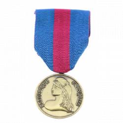 Médaille Ordonnance Réservistes Volontaires Défense et Sécurité intérieure Bronze