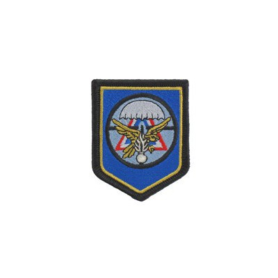 Ecusson Groupement de sécurité et d'intervention de la Gendarmerie