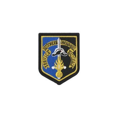 Ecusson Service Historique de la Gendarmerie