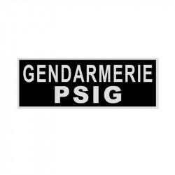 Dossard noir | Gendarmerie