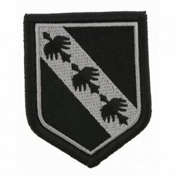Ecusson Gendarmerie Lorraine basse visibilité