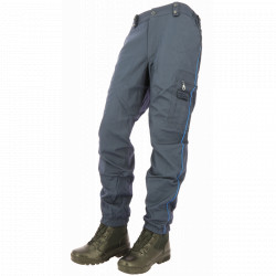 Pantalon intervention ceinture élastique marine mat PM