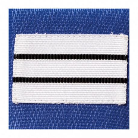 Galon de Poitrine Souple Police Municipale Chef de Service 1° Classe