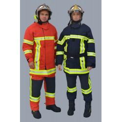 Pantalon d'intervention Niveau 2 Pompier & SSIAP | Textile