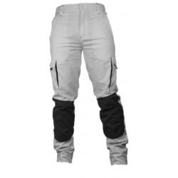 Pantalon typhon plus blanc en élasthanne
