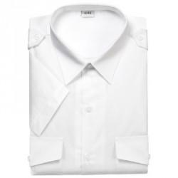 Chemise blanche | Manche courte | Gendarmerie