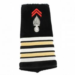 Fourreaux Sapeurs Pompiers Lieutenant Colonel