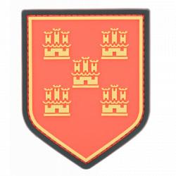 Ecusson de bras PVC Gendarmerie région Poitou Charente