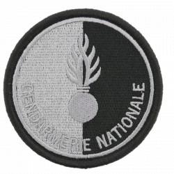 Ecusson de bras Gendarmerie Nationale basse visibilité