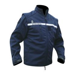 Blouson softshell Gendarmerie