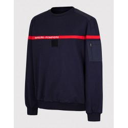 Sweat-shirt pour Sapeurs Pompiers