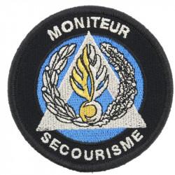 Ecusson de bras MIP Gendarmerie Départementale