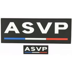 Bandeaux PVC noir ASVP
