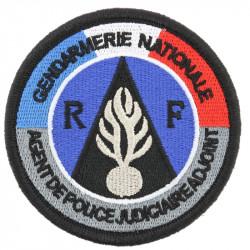 Ecusson de bras Agent de Police Judiciaire adjoint Gendarmerie