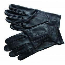 Gants de Cérémonie en cuir noir