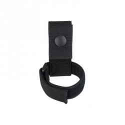 Porte gants auto-agrippant avec bouton pression