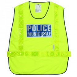 Chasuble Police Municipale