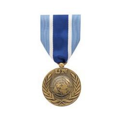 Médaille O N U unmik Kosovo