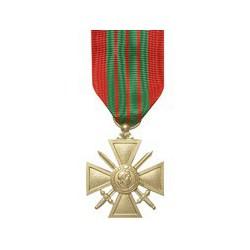 Médaille croix de guerre 39-45