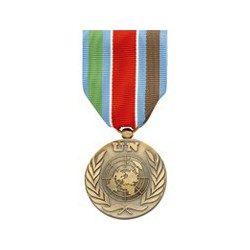 Médaille O N U unprofor Yougoslavie