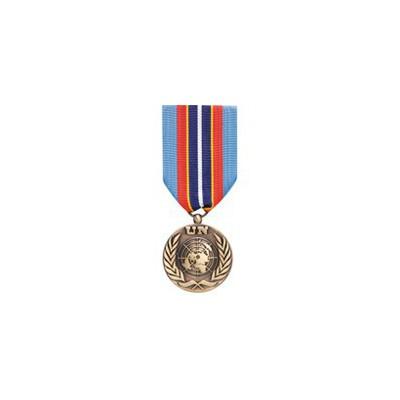 Médaille O N U unamic Cambodge