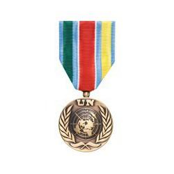 Médaille O N U untaes Slovenie