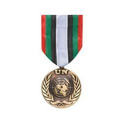 Médaille O N U unamir Rwanda