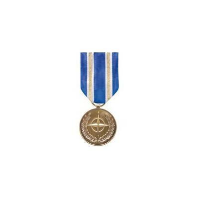 Médaille ordonnance | Médaille OTAN Active Endeavour