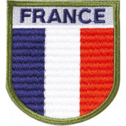 Ecusson France Tricolore